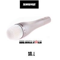 Shure SM63L head