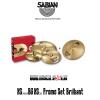 Sabian XS5005G XS20 Promo Set