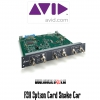 AVID FOH Option Card Snake Card