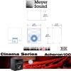 Meyer Sound Acheron 100 dimension