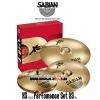 Sabian XA5003 CLUB MIX XS20/ AAX Set