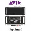 AVID Stage 16 Remote I/O