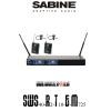 Sabine SWS40-R2-T10-E-M725
