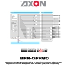 Axon GFR80